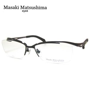 マサキ マツシマ メガネフレーム Masaki Matsushima MFS116 COL-3 SIZE-56|yosimura