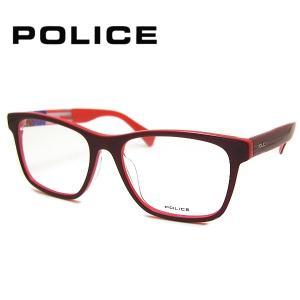 ポリス メガネフレーム POLICE V1914J COL-J61M SIZE-53|yosimura