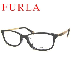 フルラ メガネフレーム FURLA VFU174J COL-0700 SIZE-51|yosimura