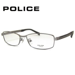 ポリス メガネフレーム POLICE VPL311J COL-0568 SIZE-54|yosimura