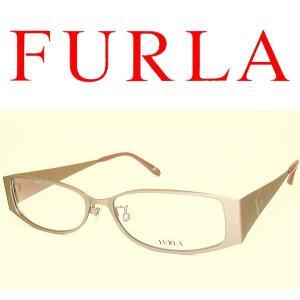 フルラ メガネフレーム FURLA VU4110J COL−401 SIZE−54|yosimura