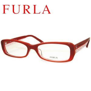 フルラ メガネフレーム FURLA VU4602J COL-P43 SIZE-52|yosimura