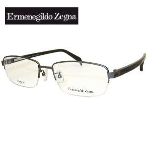 エルメネジルド ゼニア メガネフレーム Ermenegildo Zegna VZ3025J  COL-627 SIZE-53|yosimura