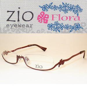 ジオ メガネフレーム ZIO Flora17  COL-89 SIZE-52|yosimura