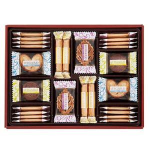 ●セット内容:クッキー×30(ロール×6、ホワイトチョコサンド、チョコレートサンド、チョコチップ×各...