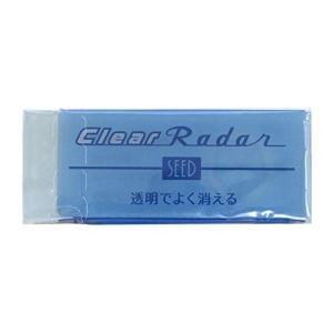 シード 消しゴム 透明でよく消える クリアレーダー 150 EP-CL150