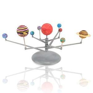 D・STONE 太陽系 オモチャ 惑星 モデル 模型 子ども 天文学 ソーラーシステム 科学研究|you-mart-smile