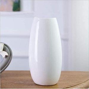 花瓶 白 花瓶 陶器 花瓶 花器 かびん フラワーベース ホワイト フラワーベース 陶器 北欧 スタイル ins 結婚式 おしゃれ 飾り ギ|you-mart-smile