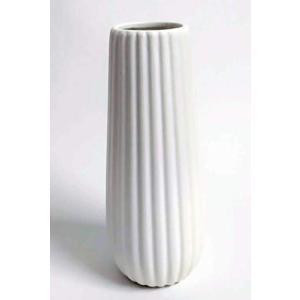【Yuuming】フラワーベース 花器 花瓶 陶器 つや消し面 北欧モダンシンプルデザイン (小, 白)|you-mart-smile