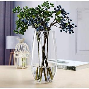 花瓶 ガラス 花瓶 おしゃれ 大 花瓶北欧 花瓶 30cmフラワーベース 花器 バスケット 花瓶 ガーデン ガラス グラデーション 現代 シ|you-mart-smile