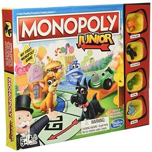 Monopoly Junior you-mart-smile