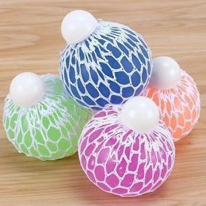 KINGZUO グレープボール ボールをにぎってブドウに変わる ストレス解消グッズ 4個入り you-mart-smile