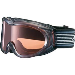 AXE(アックス) スキー・スノーボードゴーグル UVカット ユニセックス スタンダードレンズ ライトスモーク AX460-ST|you-mart-smile
