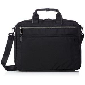 [エースジーン] ビジネスバッグ リテントリー 40cm A4 1気室 13inchPC対応 セットアップ ブラック|you-mart-smile