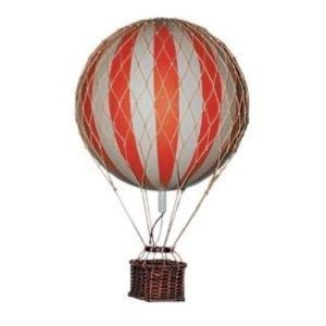 エアバルーン・モビール レッド AP160R 気球 Authentic Models Floating The Skies, True Red|you-new