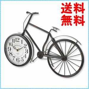 ビンテージ バイシクル クロック BC-330 自転車 置時計 Vintage Bicycle Clock|you-new