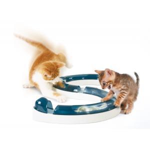 Catit Design Senses Play Circuit 猫用 サーキット ねこ用 おもちゃ並行輸入品 you-new