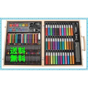 画材セット デラックスアートセット ダリス 131ピース Darice Studio71 Professional Art Set 並行輸入品|you-new