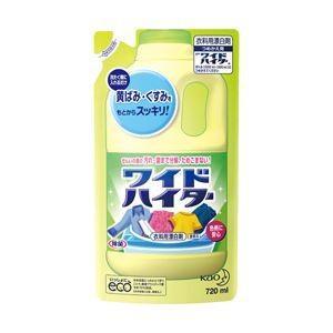 (業務用セット) 花王 ワイドハイター 液体タイプ 詰替 1パック(720ml) 〔×20セット〕