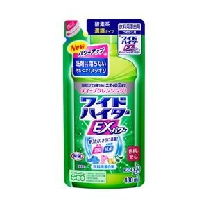 (業務用セット) 花王 ワイドハイターEXパワー 詰替用 〔×10セット〕