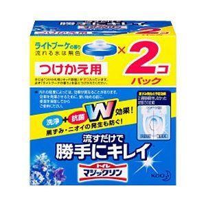 (業務用セット) 花王 トイレマジックリン 流すだけで勝手にキレイ つけ替用 1パック 〔×5セット...