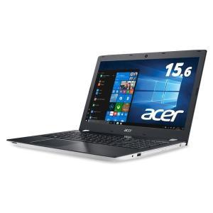 Acer Aspire E 15 E5-576-F78G/W (Corei7-7500U/8GB/1TB/DVD±R/RWドライブ/15.6型/Windows 10Home(64bit)/Officeなし/マーブルホワイト)|you-new