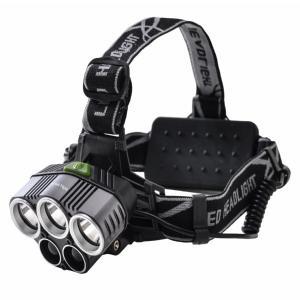Tomo Light(トモライト) LEDヘッドライト 充電式 ヘッドライト 対防水コーティング ヘッデン 高輝度LED 3734ルーメン仕様 5点灯 防災 釣り 夜釣り|you-new