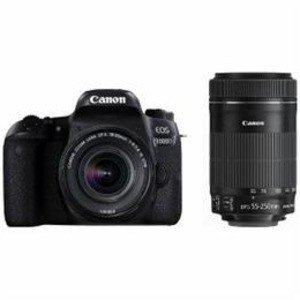 【商品名】 Canon EOS9000D-WKIT デジタル一眼カメラ「EOS 9000D」ダブルズ...