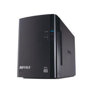 バッファロー ドライブステーション ミラーリング機能搭載 外付けHDD USB3.0用 2ドライブ 2TB HD-WL2TU3/R1J 1台|you-new