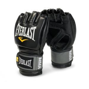 Everlast(エバーラスト)プロスタイルMMAオープンフィンガーグローブ グラップリンググローブ Pro Style MMA Grappling Gloves 7778B 黒 S/M