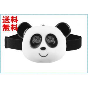 子供用 動物形 アニマル LEDヘッドランプ ヘッドライト Animal Shaped LED Headlamp PI-6122 (パンダ) you-new