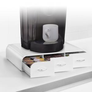 ネスカフェ ドルチェグスト カプセルホルダー 36個収納 レッド ホワイト ブラック シルバー  Mind Reader|you-new|13