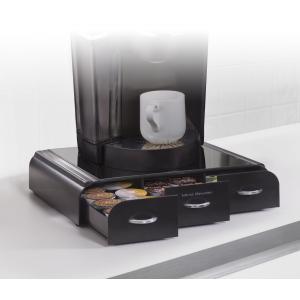 ネスカフェ ドルチェグスト カプセルホルダー 36個収納 レッド ホワイト ブラック シルバー  Mind Reader|you-new|10