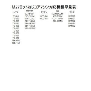 Green edge ダイヤモンドコアビット Φ52 you-tool 07