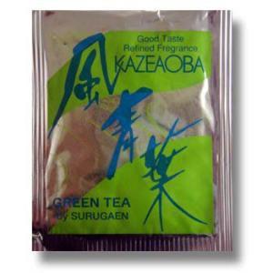 風青葉アルミパック煎茶 (1セット500個入)1個当り 9.3円