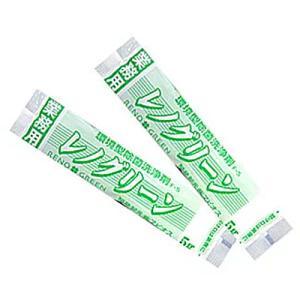業務用洗剤 除菌濃縮洗剤 レノグリーン5g (1セット48本入)1本当り163円|you2han
