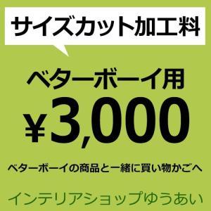 パンチカーペット ベターボーイ 幅のサイズカット 加工料 サイズ加工(N)|youai