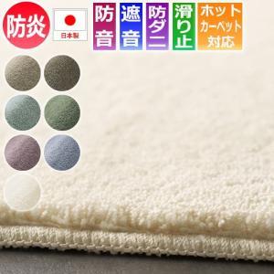 ラグ カーペット 滑らかなタッチ感 ナチュラルカラー 日本製 約200×200cm カーム (S) 半額以下 引っ越し 新生活|youai