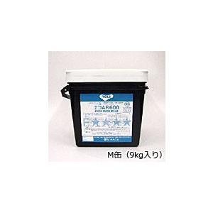 東リ 床シート用接着剤のり エコAR600 M缶 (9kg入り) アクリル樹脂系エマルション形 (R)|youai