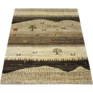 KASHKULI SHULI カシュクリ PG10343 (Y) 約146×194cm ブラウン系 ペルシャギャベ 天然草木染め|youai