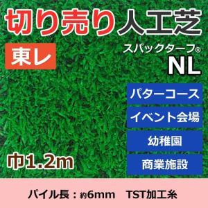 人工芝 スパックターフ 切り売り 約1.2m幅 NL (R) レギュラーシリーズ 東レ|youai