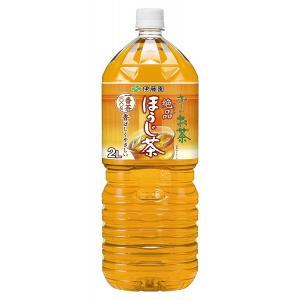 ほうじ茶 伊藤園 おーいお茶 2L×6本|youbetsuen-y