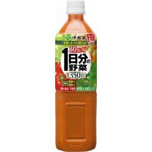 野菜ジュース 伊藤園 1日分の野菜900g×12本 一日分の野菜