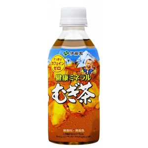 麦茶 伊藤園 健康ミネラルむぎ茶 350ml×24本×2ケース