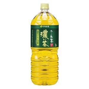 伊藤園 おーいお茶 濃い茶 ペットボトル 2L×6本×2ケース|youbetsuen-y