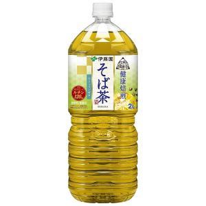 伊藤園 健康そば茶 2L×6本×2ケース|youbetsuen-y
