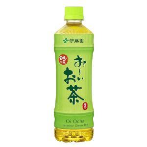 緑茶 おーいお茶 ペットボトル 525ml×24本 お〜いお茶 伊藤園|youbetsuen-y
