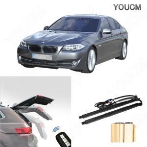 BMW 5シリーズ H22.3〜 F10/F11/FR35 HID仕様 電動パワーバックドアキット! フットセンサー ハンズフリー!パワーゲート パワーリアゲート|youcm