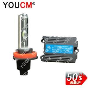 H8/H11 RS 光量150%UP 35W 低電圧起動 1灯 HIDキット[1年保証][YOUCM] youcm