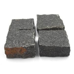 ピンコロ 黒御影石プーテン黒  90x90x45 1.1kg 30個入り|yougan
